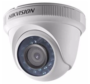 Camera HDTVI Dome Hikvision DS-2CE56D0T-IR (2.0MP)